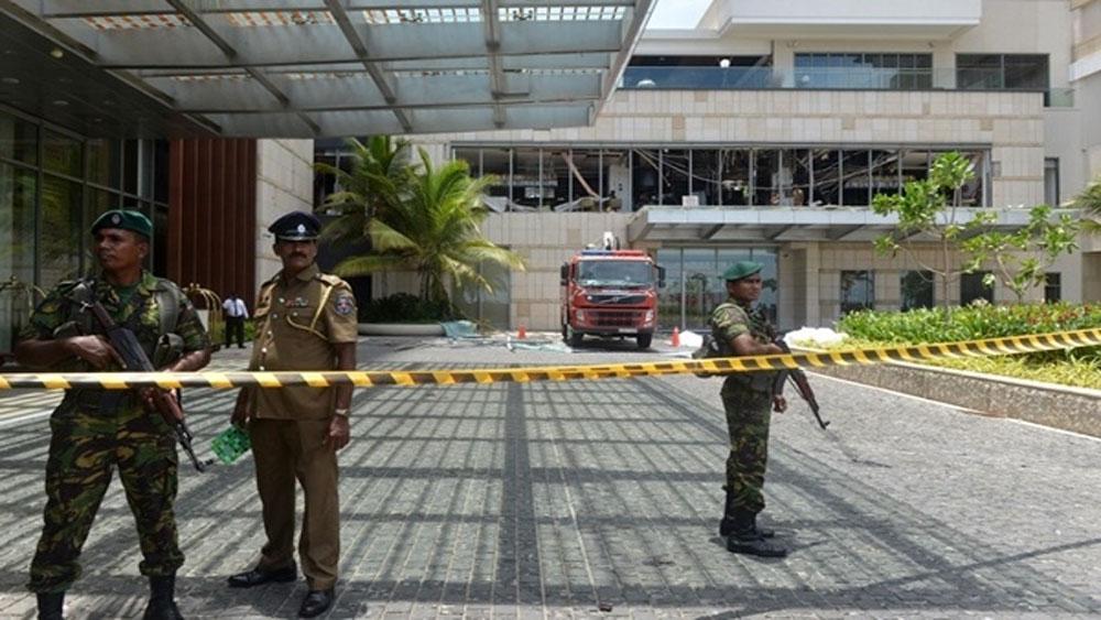 Nổ ở Sri Lanka, bắt giữ, 7 nghi can, số nạn nhân thiệt mạng, 207 người