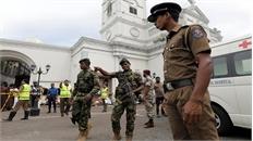 Sri Lanka bắt 13 nghi can đánh bom liên hoàn
