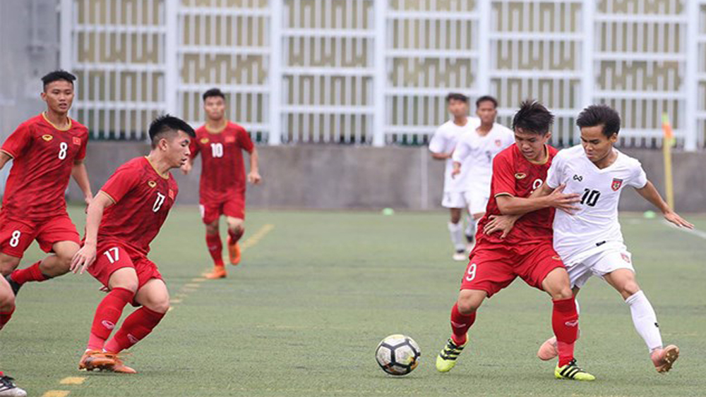 Vietnam temporarily rank second at Hong Kong U18 tournament