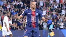 Mbappe lập hattrick, PSG vô địch sớm 5 vòng