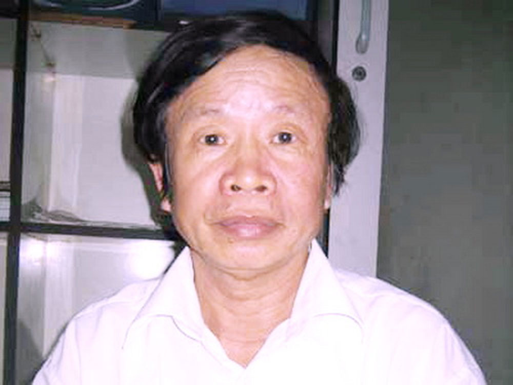 Nhà thơ Nguyễn Phan Hách, qua đời