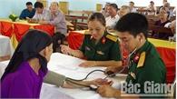 Hiệu quả thiết thực từ chương trình quân dân y kết hợp