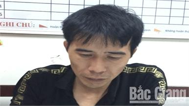 Công an tỉnh Bắc Giang bắt đối tượng mua bán trái phép vũ khí quân dụng