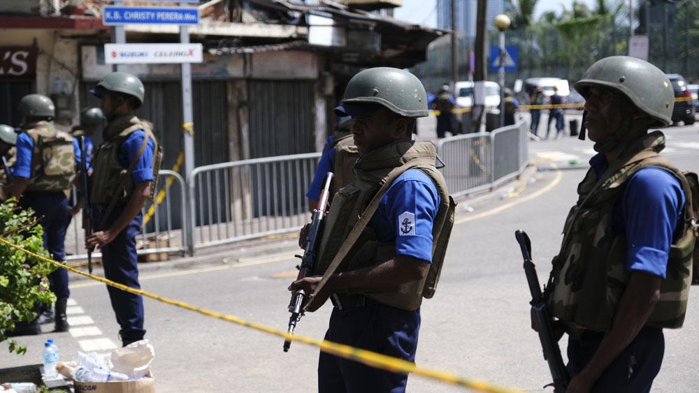 Nổ ở Sri Lanka, Interpol, cử lực lượng đặc nhiệm, hỗ trợ điều tra