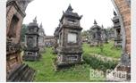 Vườn tháp chùa Bổ Đà, Việt Yên