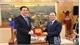 Enhancing relation between Bac Giang province and Taizhou city (China)