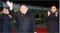 Nhà lãnh đạo Kim Jong-un lên đường thăm Nga