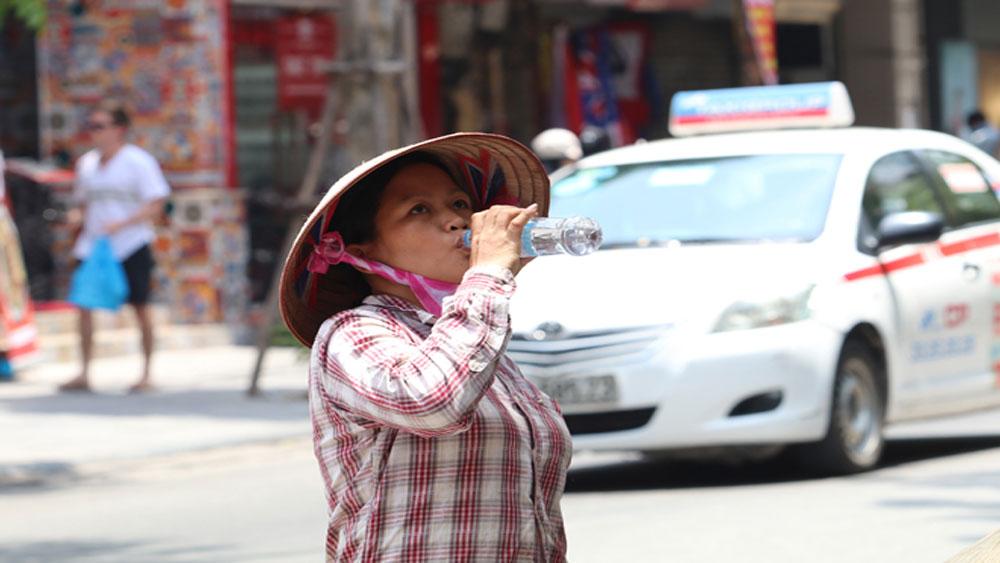 Thời tiết ngày 24-4: Nắng nóng gay gắt tiếp tục kéo dài, cao nhất lên tới 39 độ C