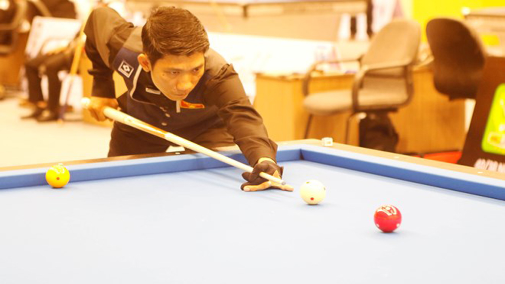 Asian Carom Billiards Championship kicks off in HCM City