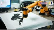 """Máy AI """"vẽ"""" tranh: 50 tiếng 1 tác phẩm giá hàng chục nghìn USD"""
