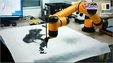 Máy AI 'vẽ' tranh: 50 tiếng 1 tác phẩm giá hàng chục nghìn USD