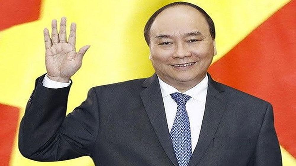 """Thủ tướng Nguyễn Xuân Phúc, tham dự, Diễn đàn BRI tại Trung Quốc, Vành đai và Con đường"""""""