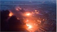 Nổ nhà máy hóa chất ở Trung Quốc khiến hàng chục người thương vong