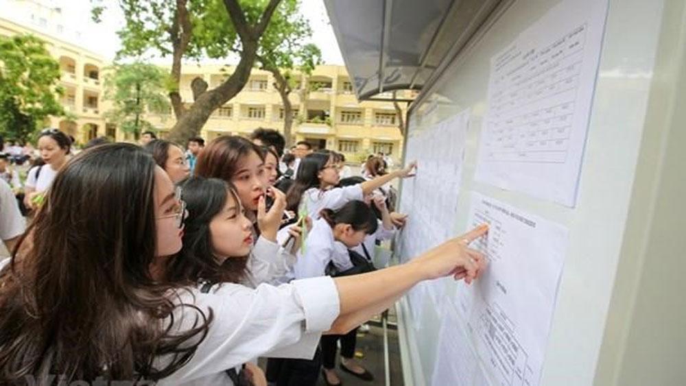 Các Học viện, Trường sĩ quan quân đội buộc thôi học, trả về địa phương 7 thí sinh