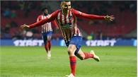 Atletico làm chậm ngày lên ngôi của Barca