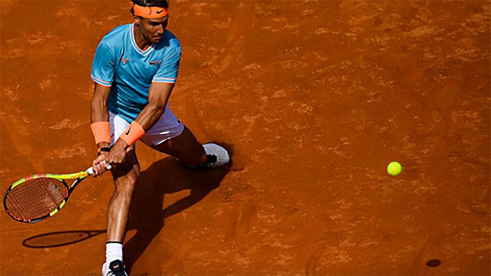 Nadal, Leonardo Mayer, Barcelona Mở rộng 2019