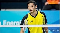 Tiến Minh vào vòng 1/8 giải cầu lông châu Á