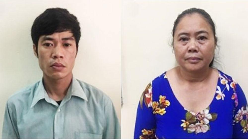 Khởi tố, hình sự vụ án làm giả giấy tờ, Bệnh viện Bạch Mai, Hà Lương Thường, Lê Thị Tỵ