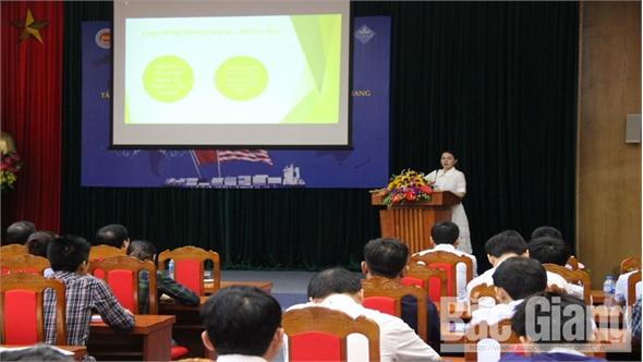 Cơ hội và thách thức đối với doanh nghiệp Bắc Giang do tác động căng thẳng thương mại Mỹ-Trung