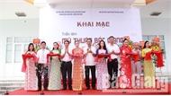 Triển lãm Mỹ thuật Bắc Giang mở cửa đến ngày 15-5