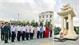 Các đồng chí lãnh đạo tỉnh Bắc Giang đặt vòng hoa tưởng nhớ các Anh hùng liệt sĩ