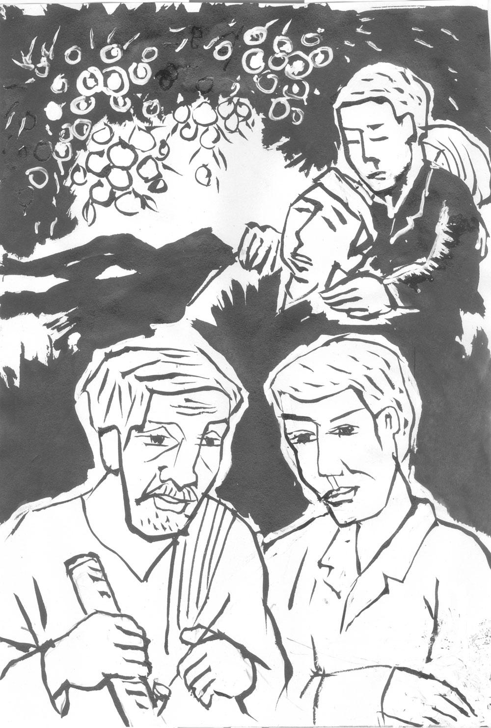 Truyện ngắn, văn học, Bắc Giang, mùa nhãn, văn học