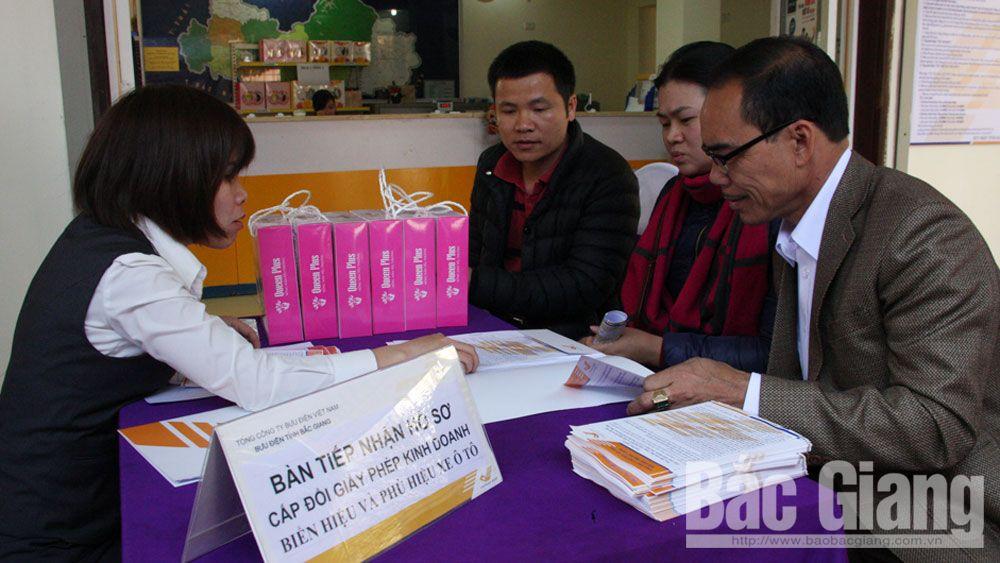 Chỉ số cải cách hành chính, PAR INDEX, cải cách hành chính, tỉnh Bắc Giang