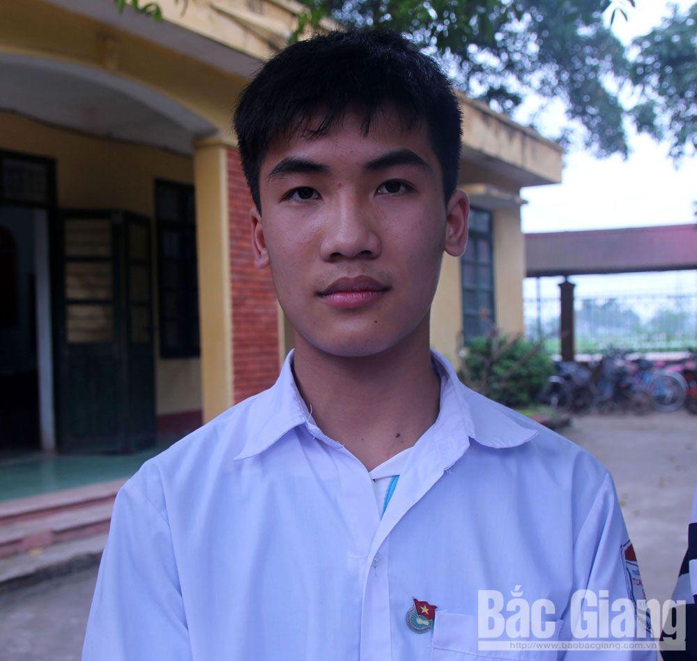 học sinh giỏi, Nguyễn Ngọc Thạch, Mai Thanh Huyền, Bắc Giang