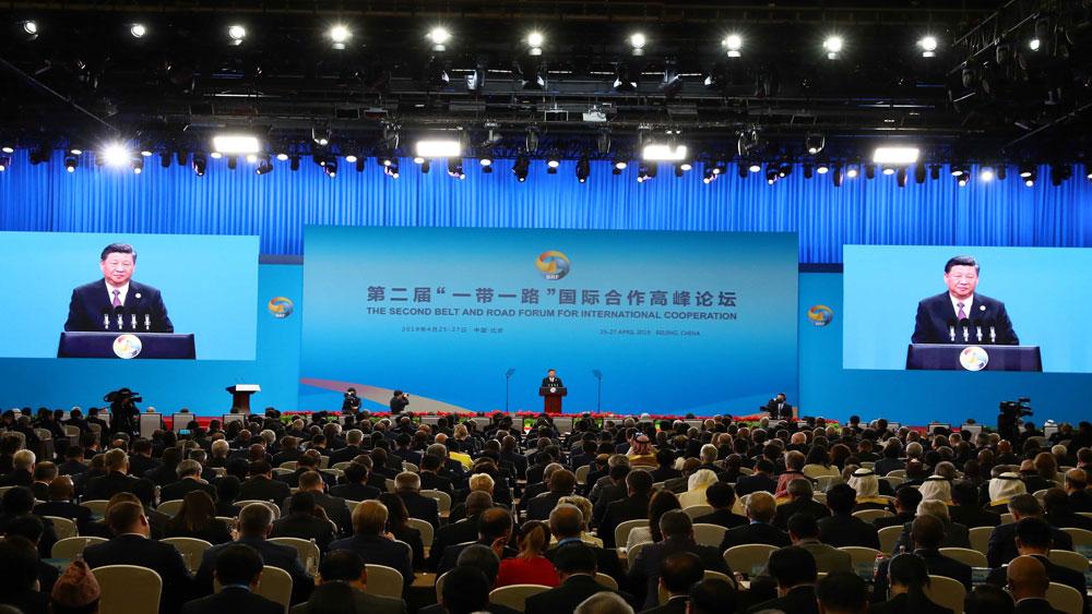 Thủ tướng, dự khai mạc, Diễn đàn 'Vành đai và Con đường'