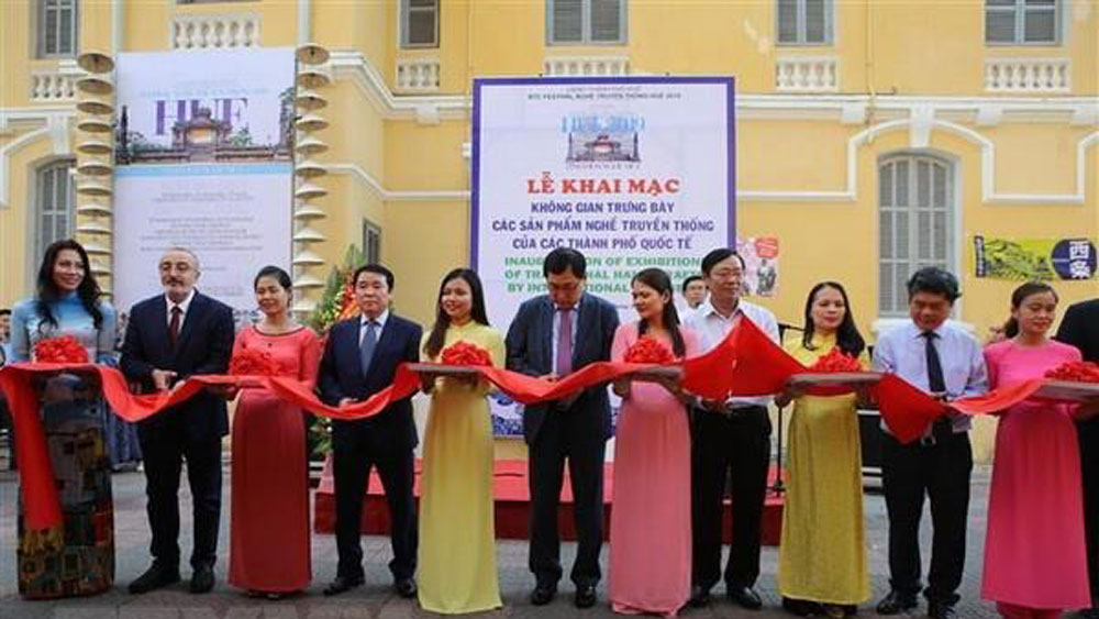 Hue Traditional Craft Festival 2019 opens
