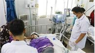 Ngộ độc khí gas, 25 công nhân nhập viện