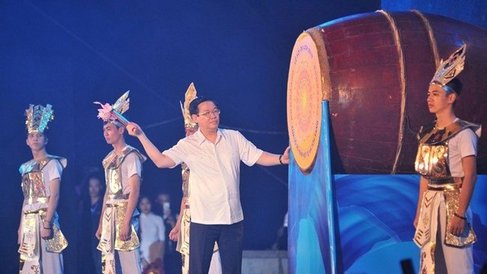 Cua Lo Sea Tourism Festival opens in Nghe An province