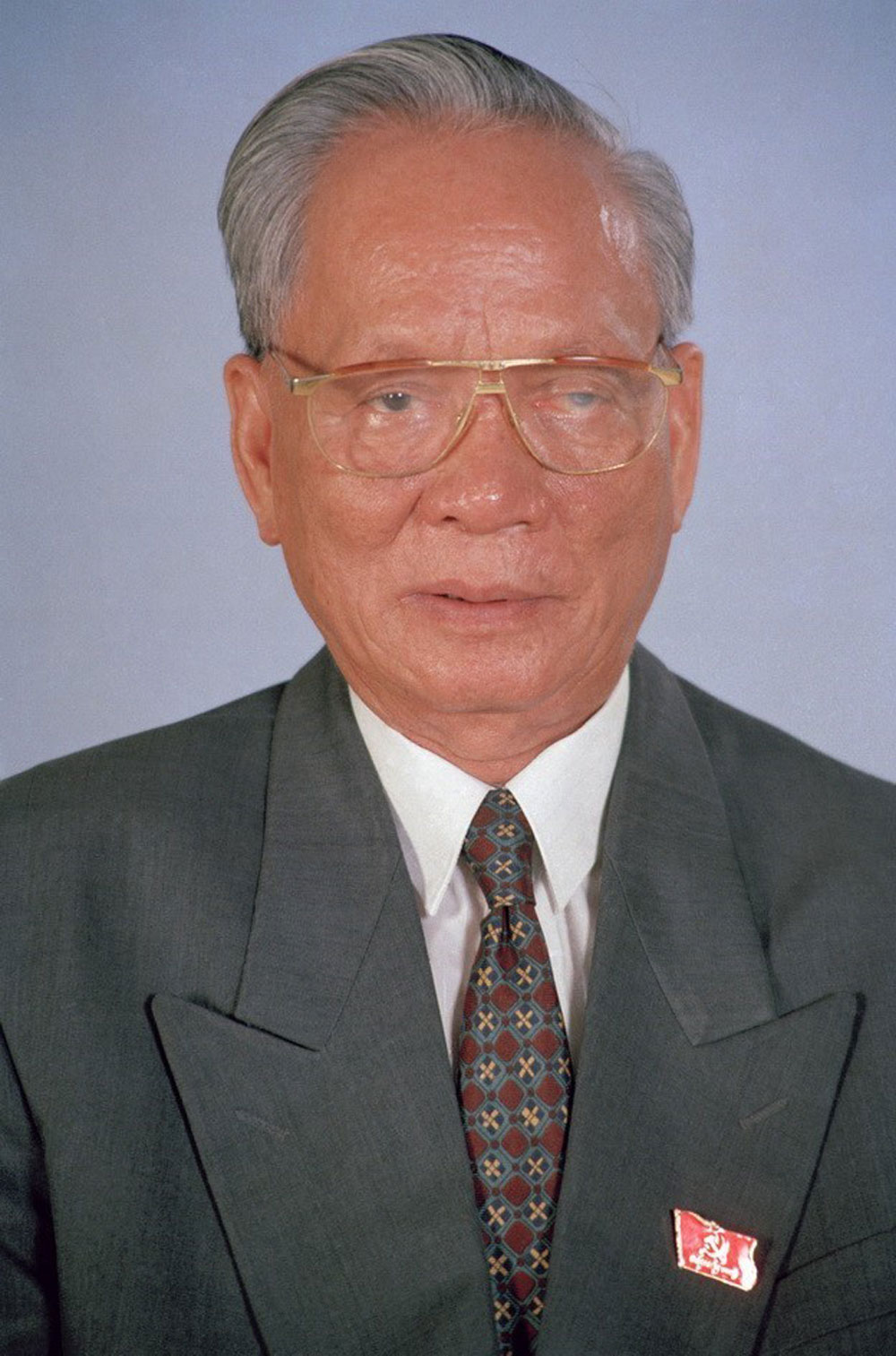 Nguyên Chủ tịch nước, Đại tướng Lê Đức Anh, từ trần