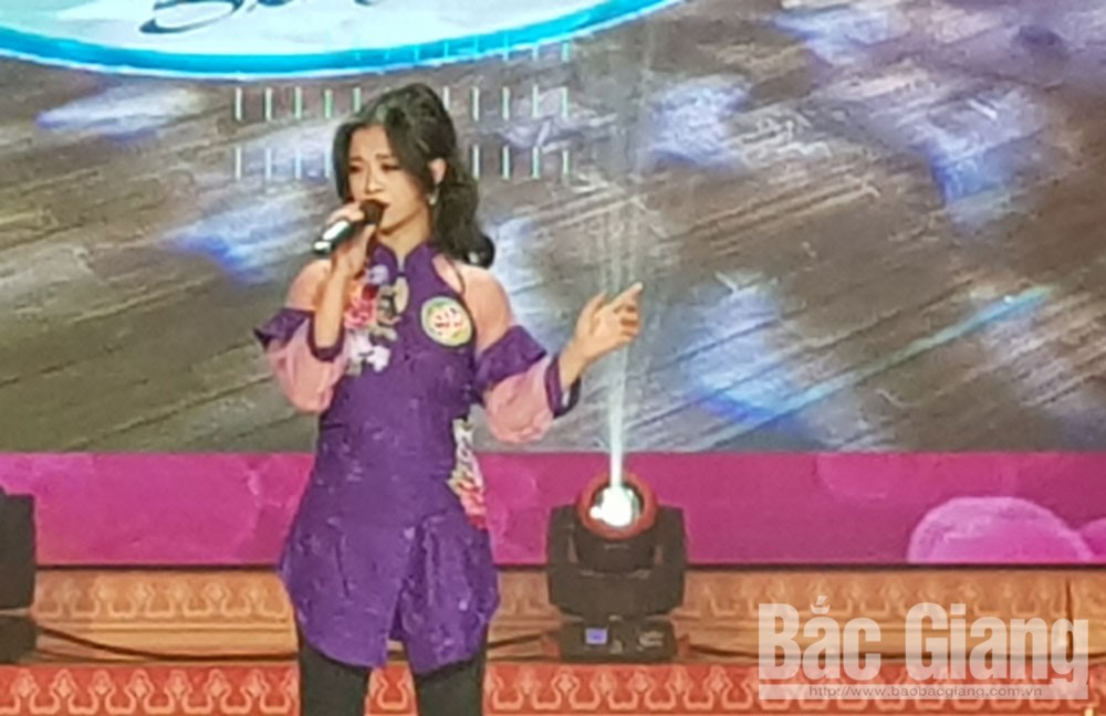 """những quán quân, """"Tiếng hát sông Thương"""" năm 2019, TP Bắc Giang, Bắc Giang"""