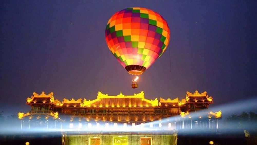 Hue International Hot Air Balloon Festival opens