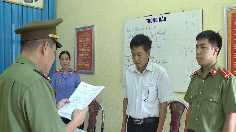 Phó Giám đốc Sở Giáo dục và Đào tạo Sơn La, làm chuyên viên, nâng điểm thi,  Trần Xuân Yến