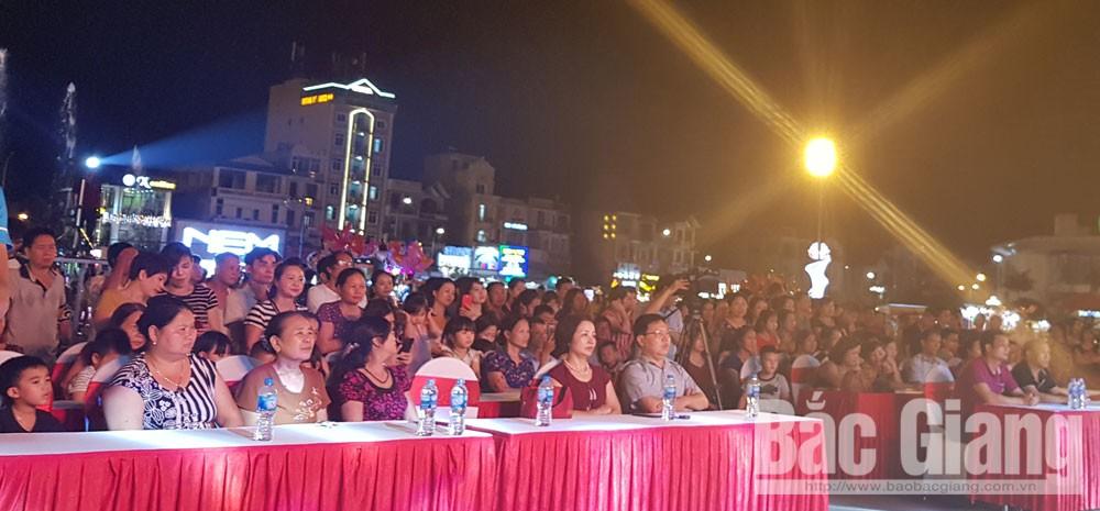 văn nghệ chào mừng 30-4, TP Bắc Giang, Bắc Giang, Tiếng hát sông Thương
