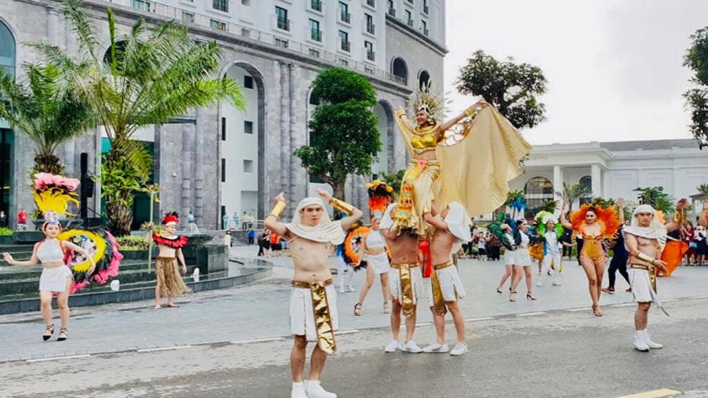 Chương trình nghệ thuật, Carnaval Hạ Long 2019,