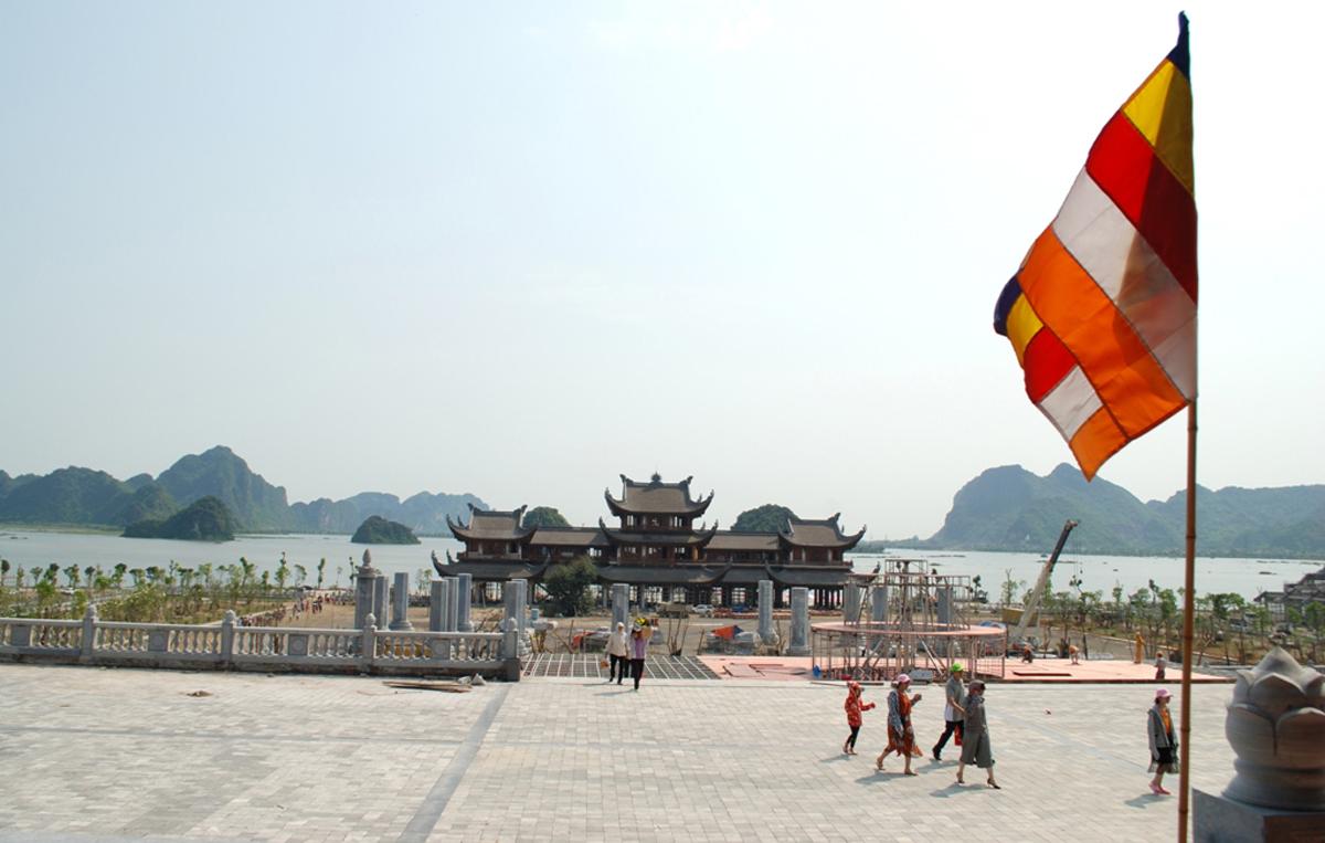 Chùa Tam Chúc, đại lễ Phật đản Liên Hợp Quốc Vesak 2019 , lễ Phật đản, Liên Hợp Quốc