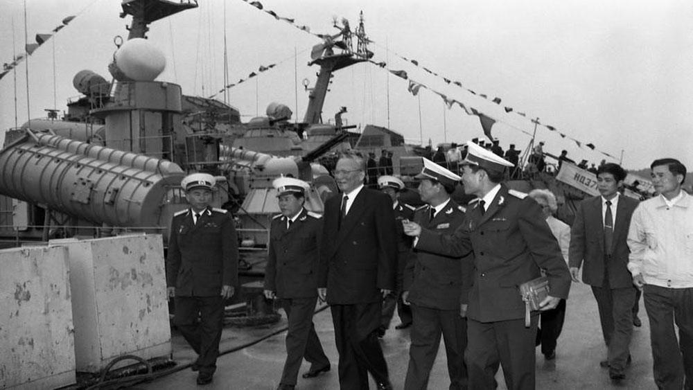 Chủ tịch nước, Đại tướng Lê Đức Anh, sự nghiệp cách mạng Việt Nam