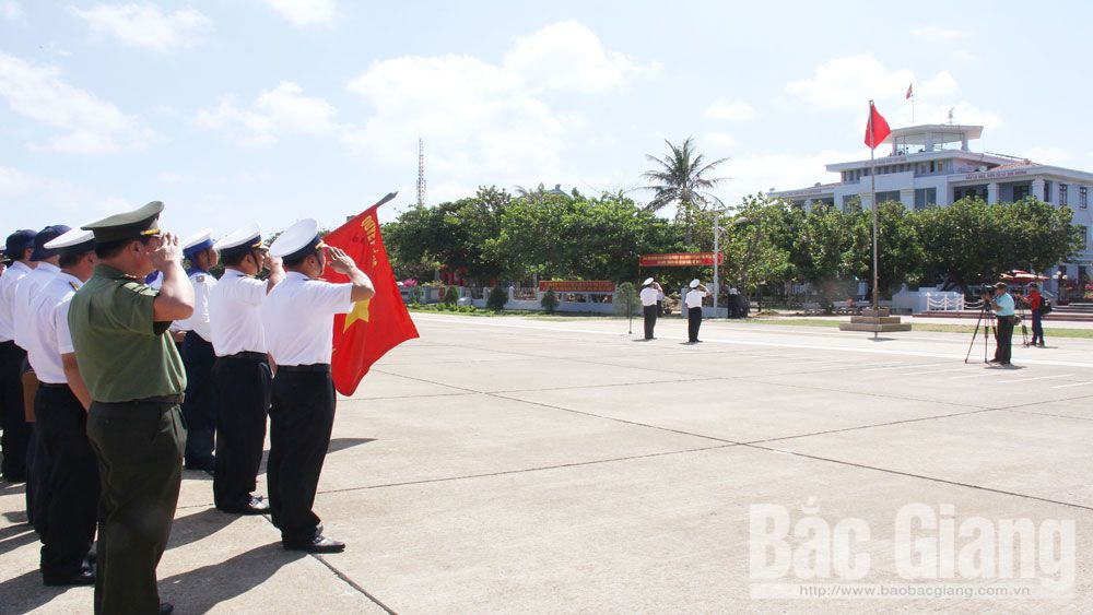 Fatherland in Truong Sa