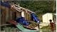 Giông lốc khiến 185 ngôi nhà ở Lào Cai tốc mái, sập đổ