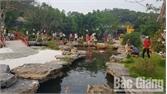 Dịp nghỉ lễ, các điểm vui chơi, trung tâm thương mại tại TP Bắc Giang đông du khách