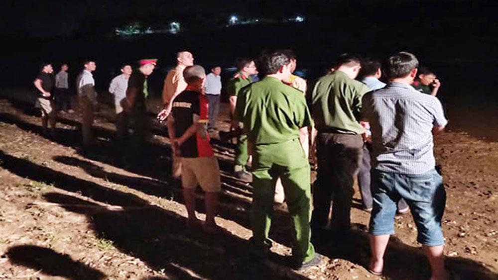 tìm thấy, toàn bộ thi thể, học sinh bị đuối nước ở Nghệ An