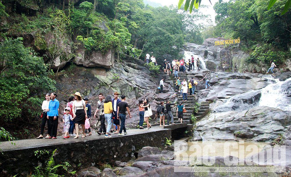 Bắc Giang, văn hóa, Tây Yên Tử, lễ hội, Suối Mỡ, Lục Nam, Sơn Động