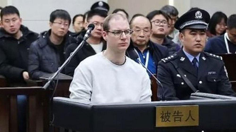 Trung Quốc, tuyên án tử hình, công dân Canada thứ hai, tội buôn lậu ma túy
