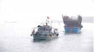 Tàu hỏng máy trôi tự do, 52 ngư dân chờ cứu hộ