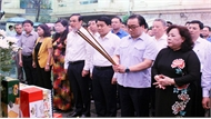 Hà Nội dâng hương tưởng niệm 115 năm ngày sinh Tổng Bí thư Trần Phú