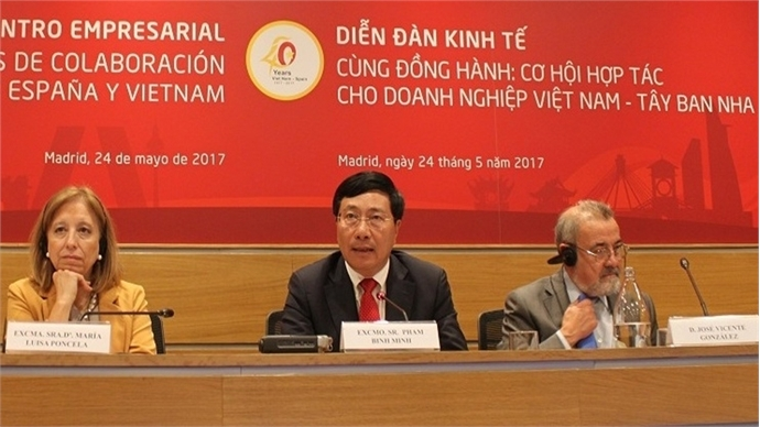 Spain largest recipient of outbound Vietnamese investment