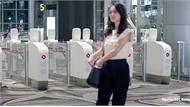 Công nghệ xuất nhập cảnh trong 15 giây tại sân bay Singapore